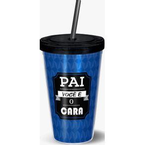 PAI 004-COP COPO COM CANUDO PAI VOCE E O CARA